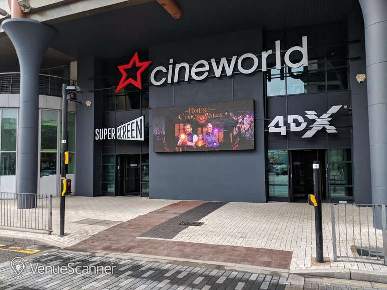 Hire Cineworld Cardiff 3
