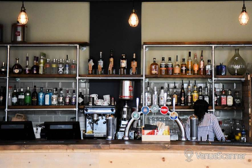 Hire Tramshed Balcony Bar