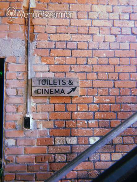 Hire Tramshed Cinema At Tramshed 5