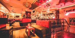 The Shoreditch, Upstairs