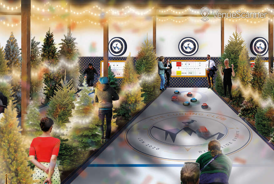 Hire The Curling Club The Curling Club
