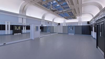Impact Dance Studio, Impact Dance Studio
