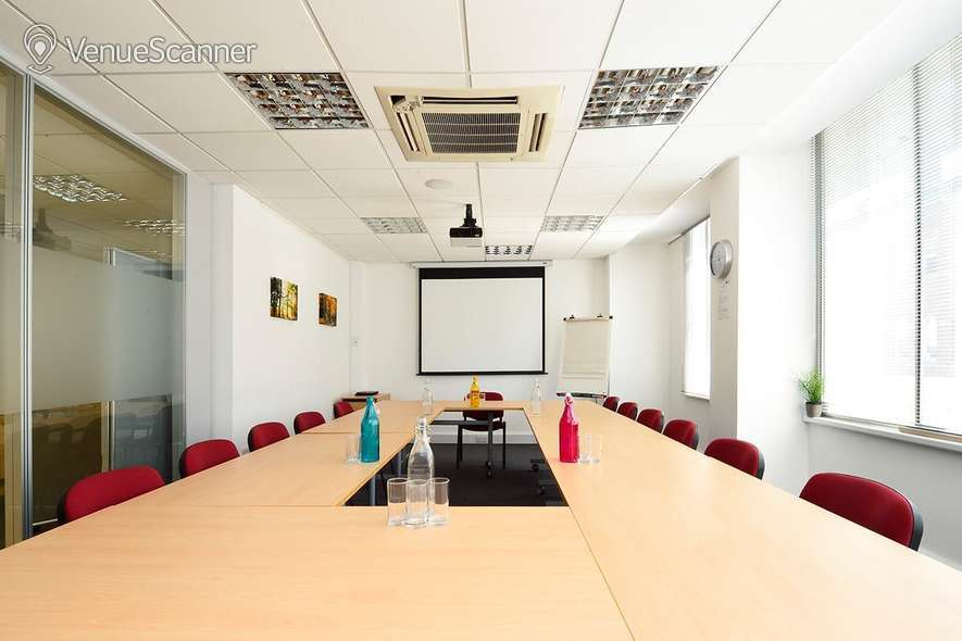 Hire Ispace Barbican Cherry Room