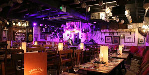 Johnnie Fox's Pub, Christmas Parties