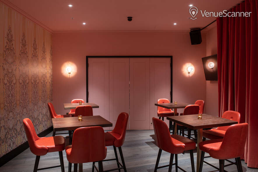 Hire Puttshack Bank Private Dining Room 2 3