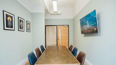 Wizu Workspace - Leeming Building, Kirkgate Suite