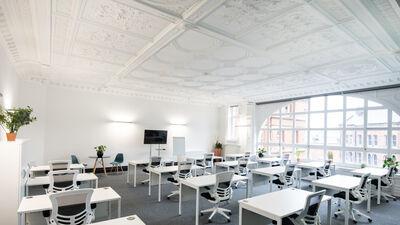 Wizu Workspace - Leeming Building, Heritage Suite
