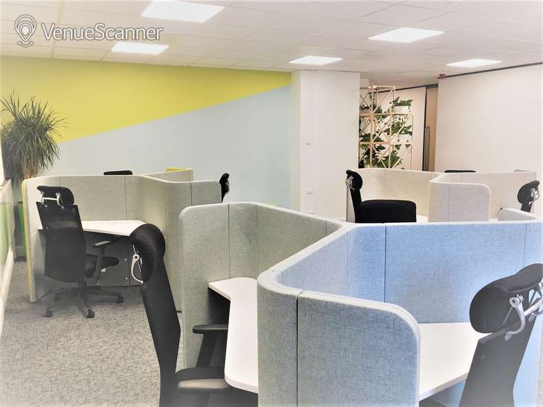 Hire iHub Office, Colmore Gate Meeting Room 1 5