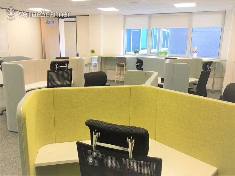 Hire iHub Office, Colmore Gate Meeting Room 1 6