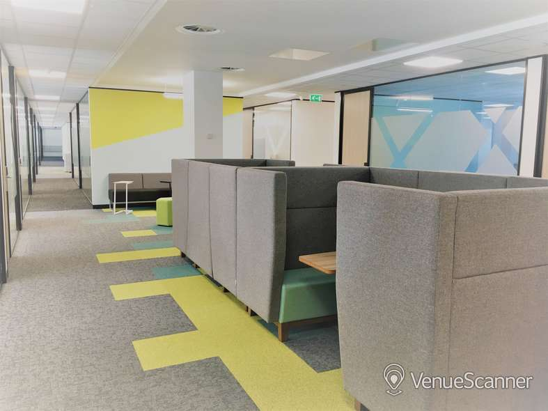 Hire iHub Office, Colmore Gate Meeting Room 1 4