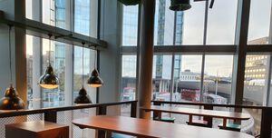 Redwood Sports Pub & Kitchen, High Tables