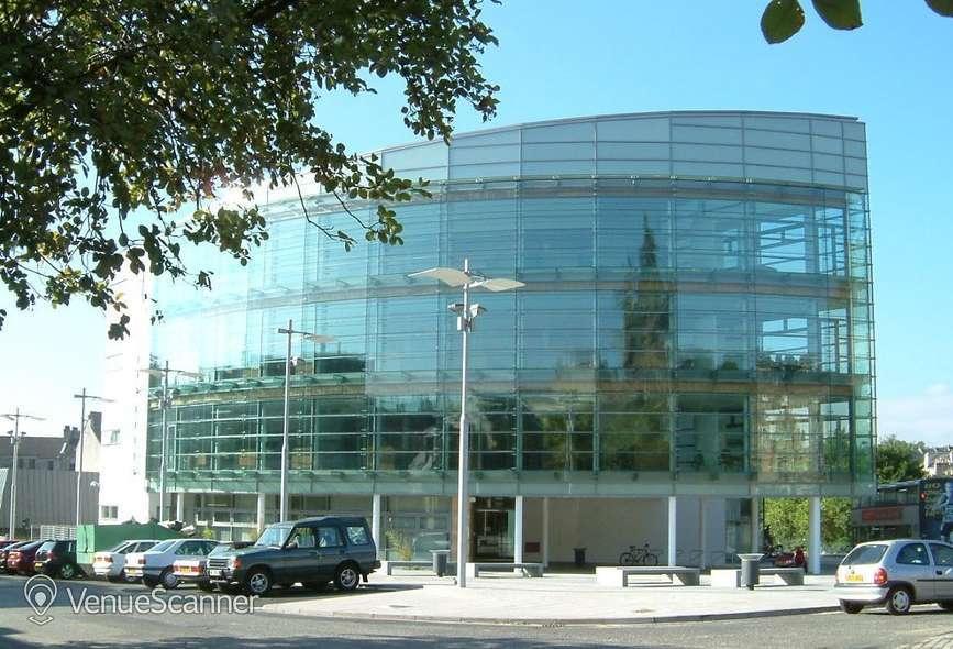 Hire Wolfson Medical School Atrium 1