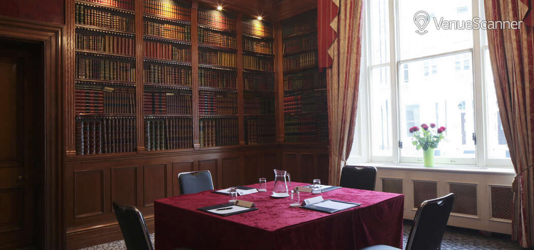 Hire Strathmore Hotel Library Suite 1