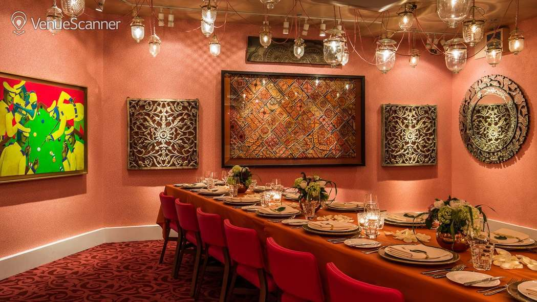 Hire Masala Zone Bayswater W2 Private Dining room 8