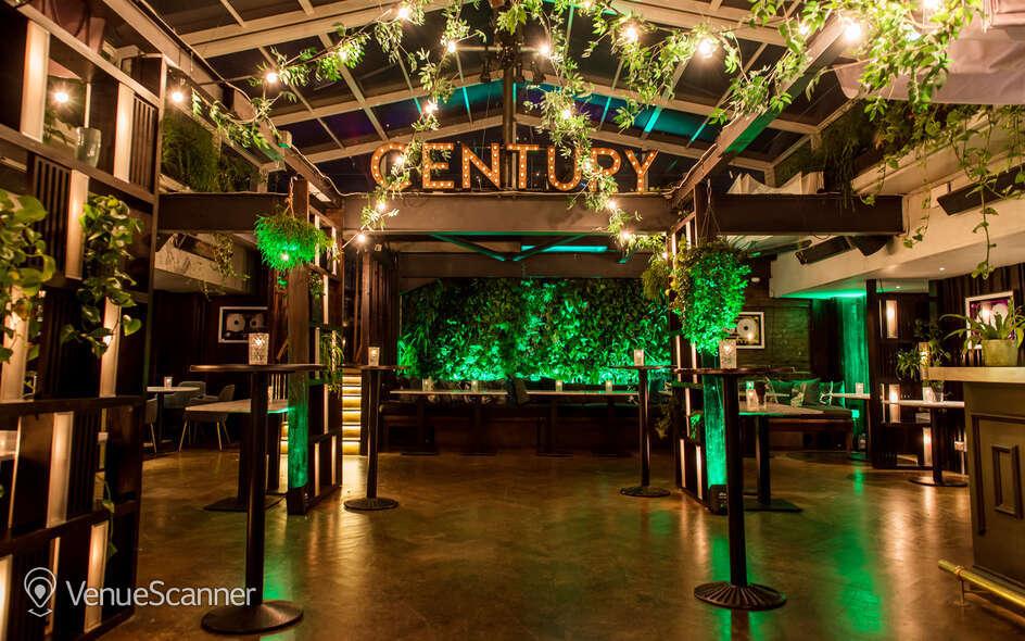 Hire Century Club Roof Terrace  3