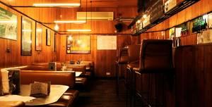 The Social, Upstairs Bar