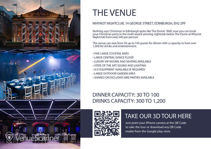 Hire Christmas Parties At Why Not Nightclub Shared Christmas Parties 1