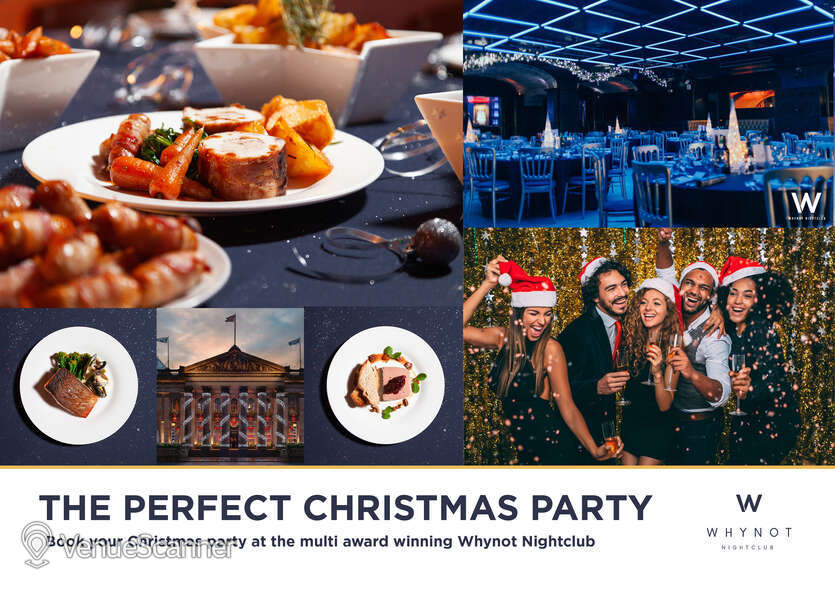 Hire Christmas Parties At Why Not Nightclub Shared Christmas Parties