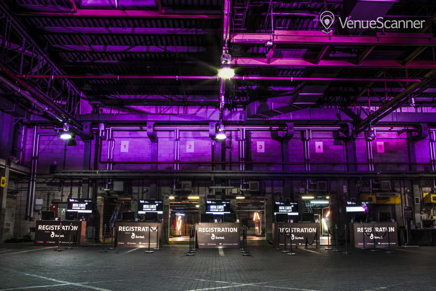 Hire Printworks London (Created By Venue Lab) Vanway 3