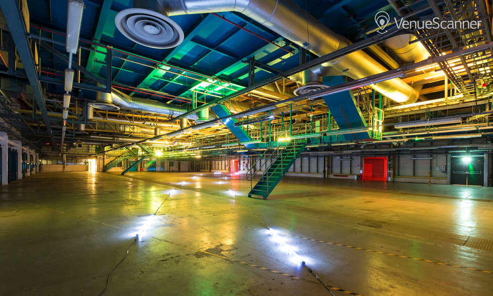 Hire Printworks London (Created By Venue Lab) Publishing 2