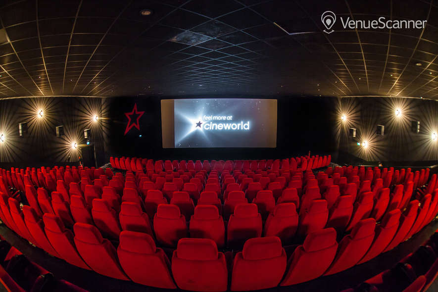 Hire Cineworld Glasgow Renfrew Street Screen 15 - 365 Seats