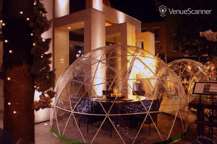 Hire Inamo Camden First Floor & Heated Terrace 10