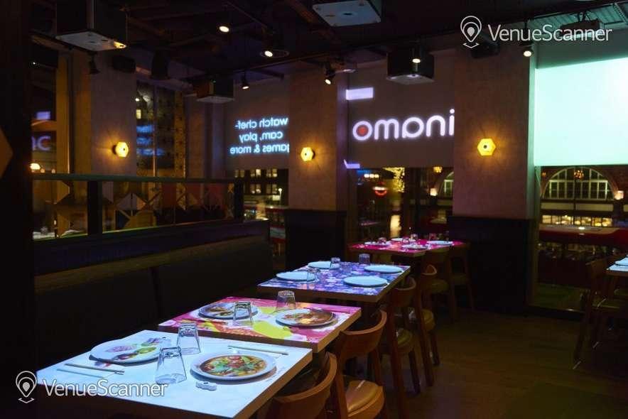 Hire Inamo Camden First Floor & Heated Terrace 2