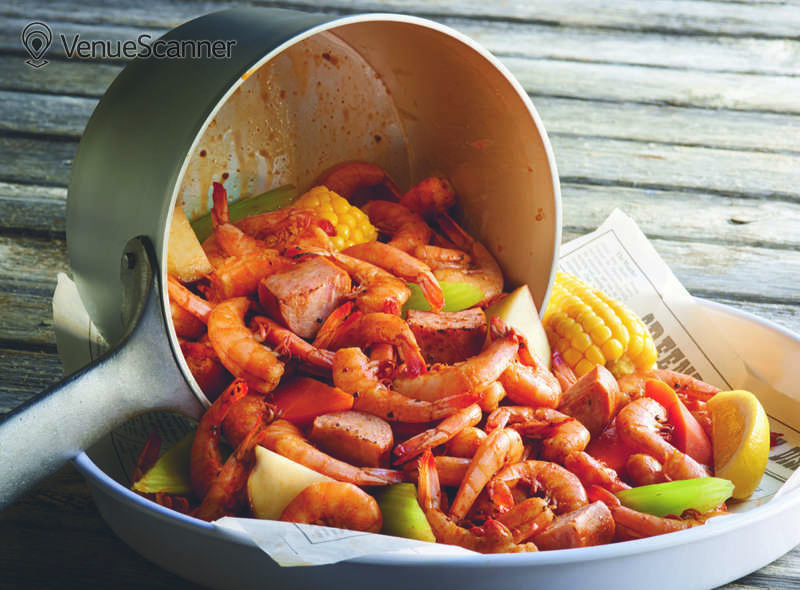 Hire Bubba Gump Shrimp, London Beaufort Room 7