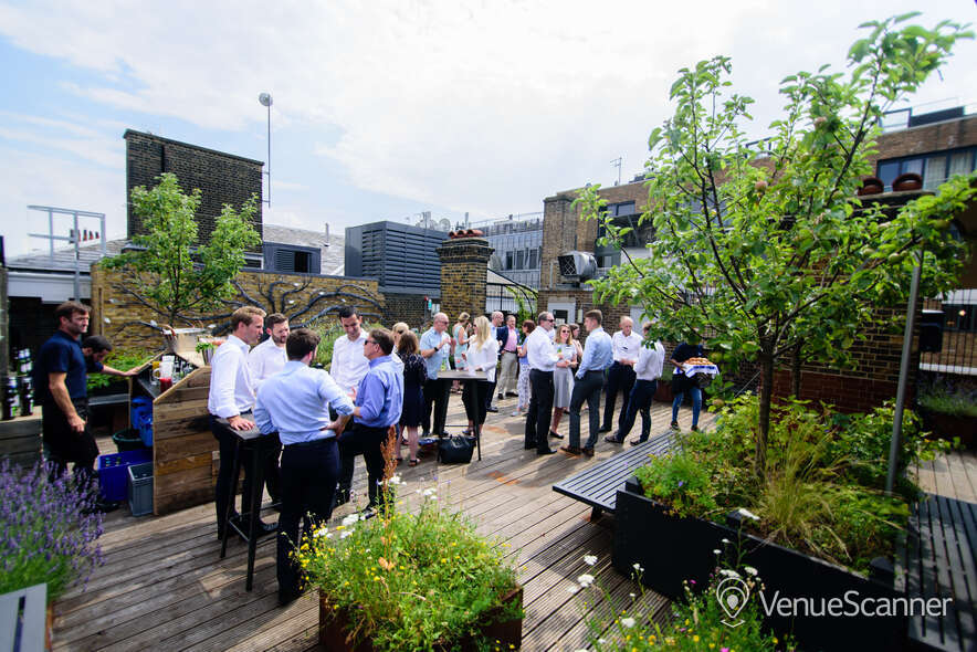 Hire Cathedral View Roof Top Garden 1