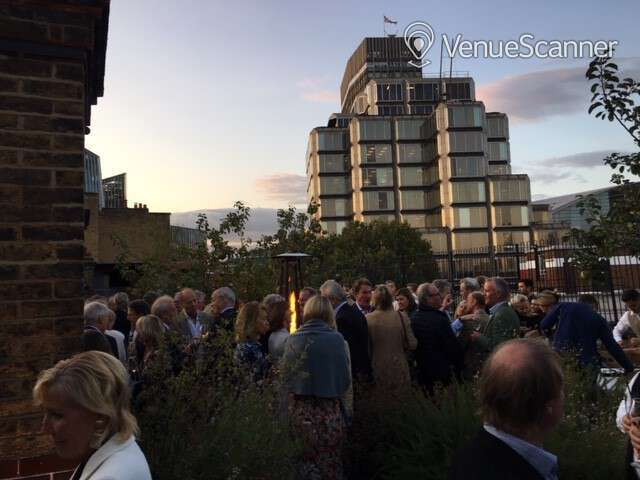 Hire Cathedral View Roof Top Garden 3