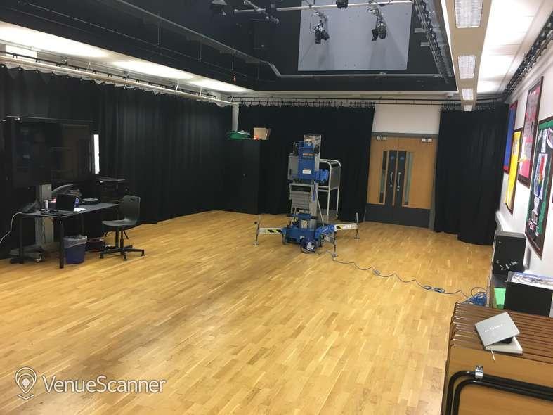 Hire Hammersmith Academy Drama Studio