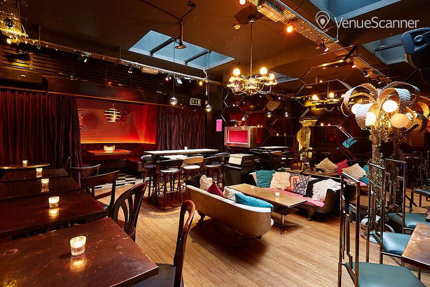Hire Callooh Callay  Back Lounge  1