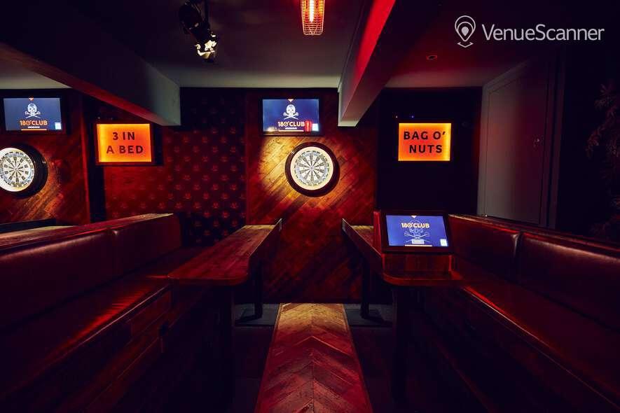 Hire 180 Club Private Hire- Darts Space 3