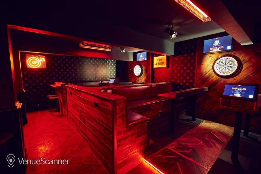 Hire 180 Club Private Hire- Darts Space 1