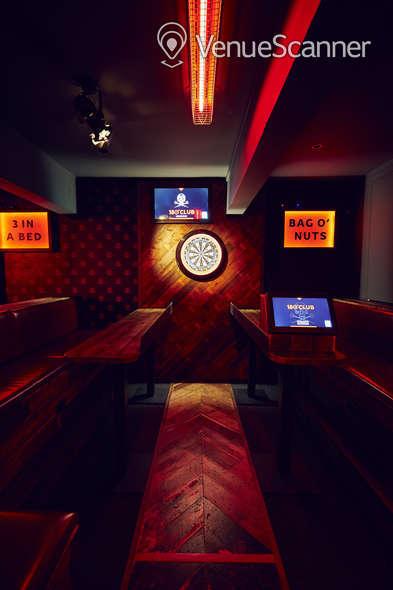 Hire 180 Club Private Hire- Darts Space