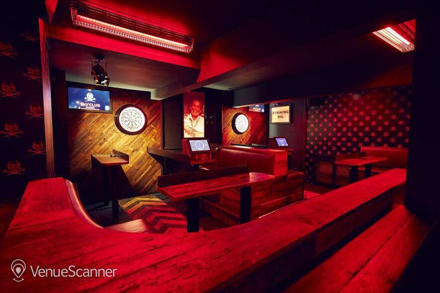 Hire 180 Club Private Hire- Darts Space 2