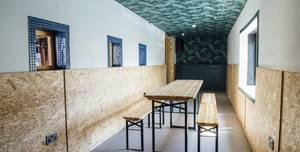 Pop Brixton, The Dining Room