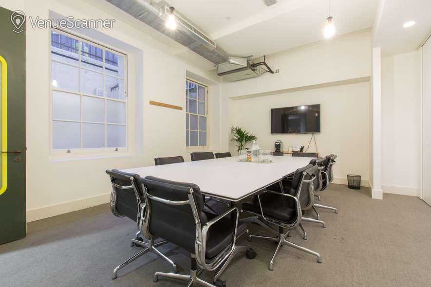 Hire The Office Group Stratford Place Meeting Room 1