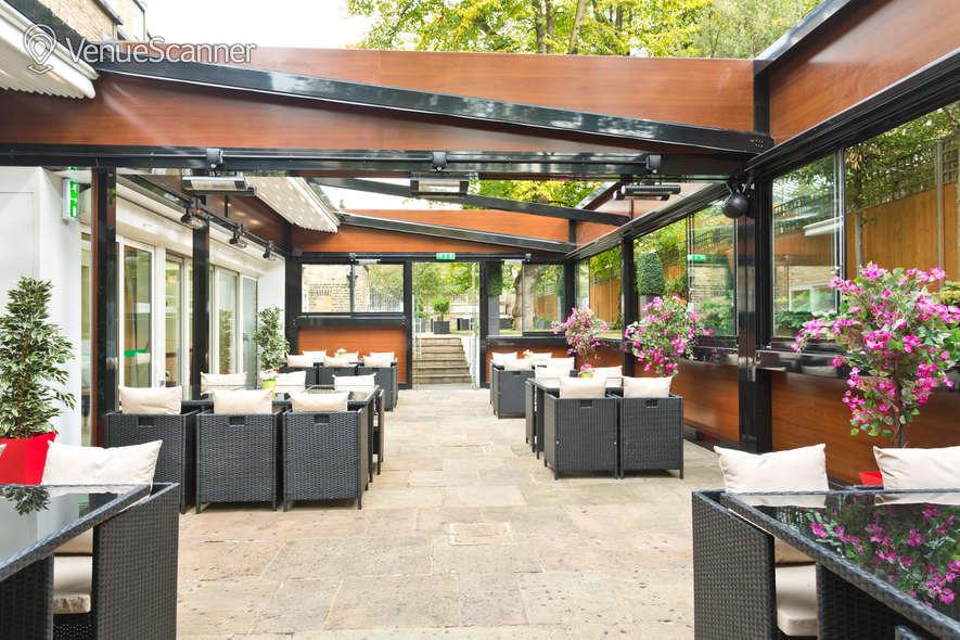 Hire Grand Plaza Kensington Conservatory Room
