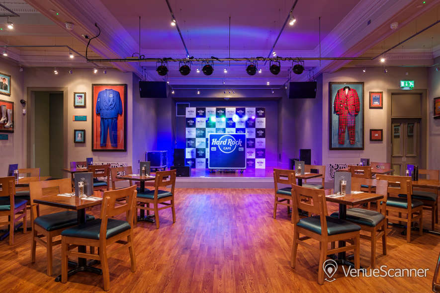Hire Hard Rock Cafe Glasgow Live Lounge