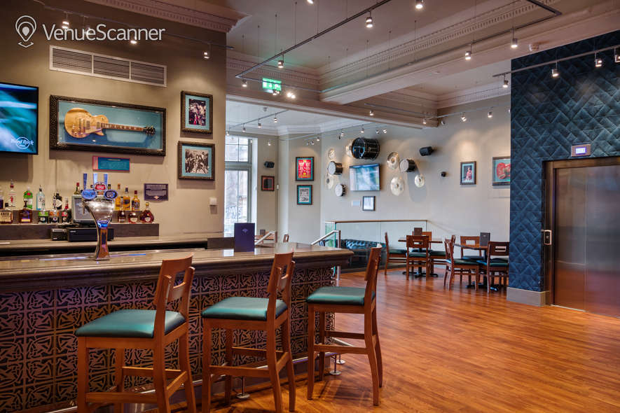 Hire Hard Rock Cafe Glasgow Live Lounge 4