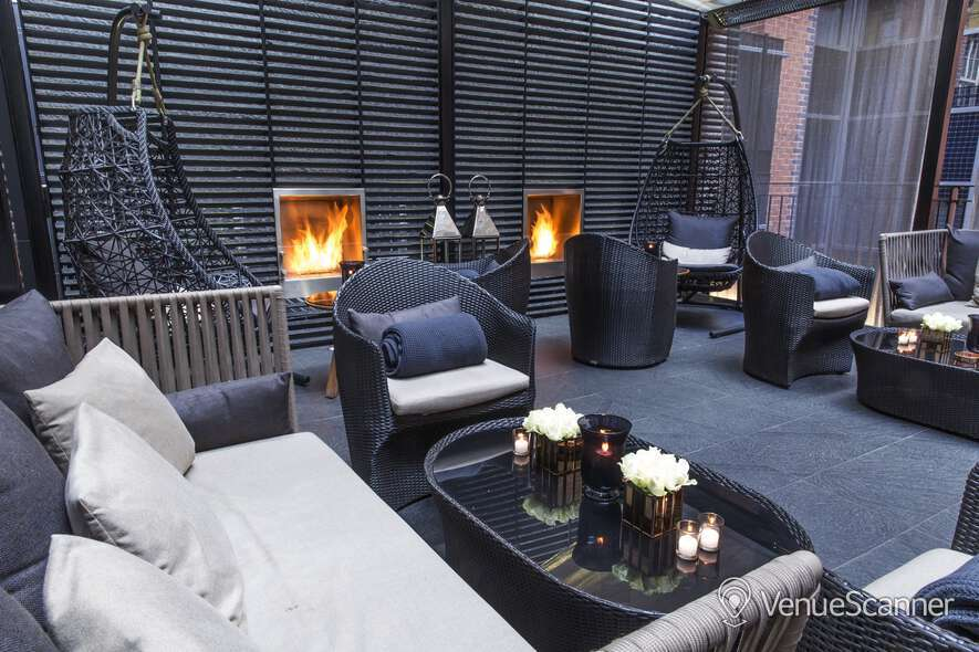 Hire The May Fair Hotel The Terrace 2