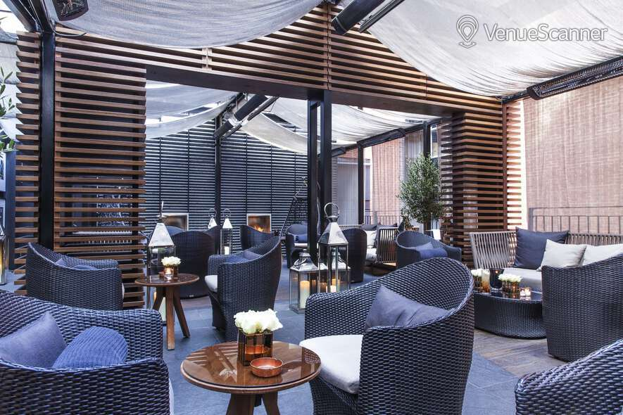 Hire The May Fair Hotel The Terrace 1