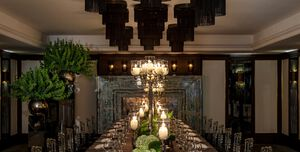 The May Fair Hotel, Private Dining Room