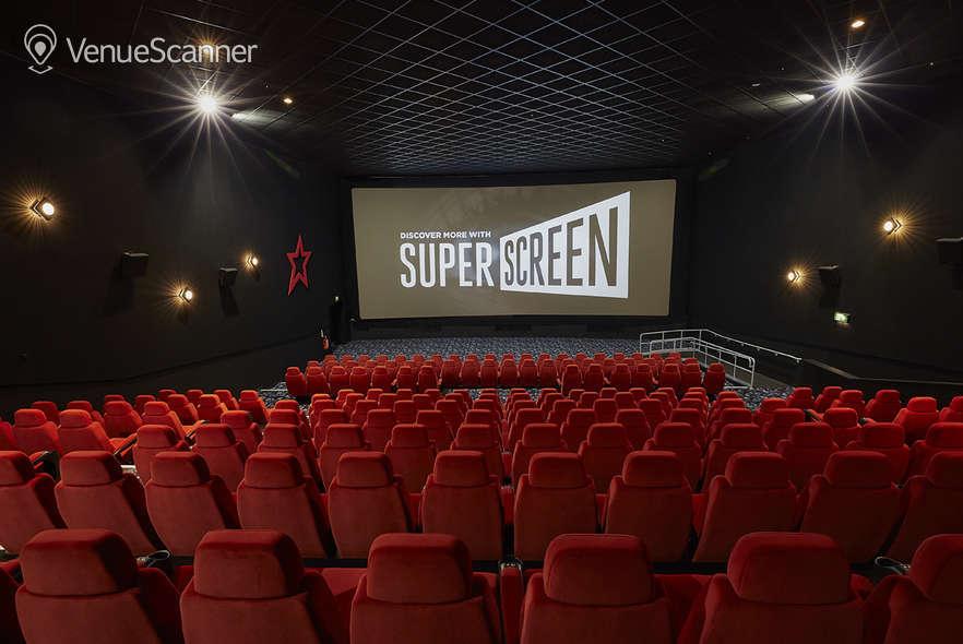 Hire Cineworld Birmingham Broad Street 6