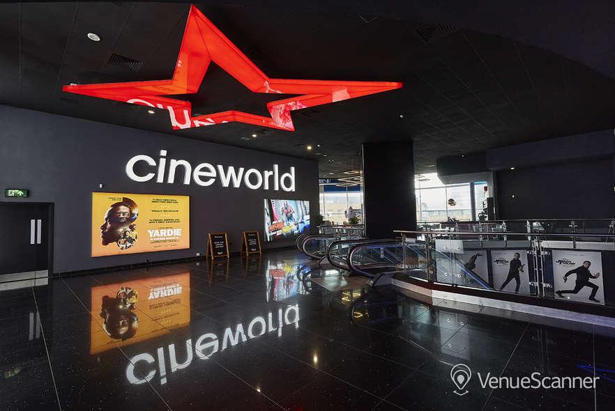 Hire Cineworld Birmingham Broad Street 2