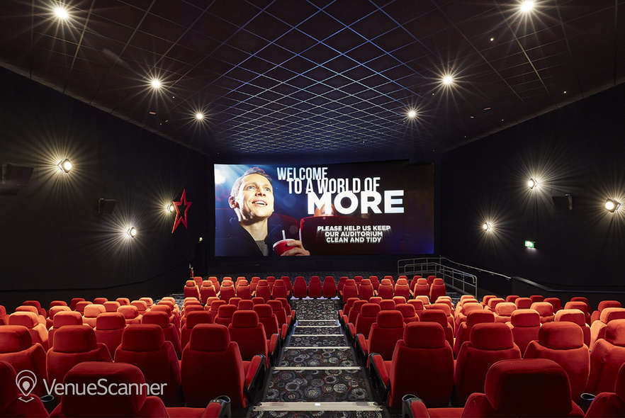 Hire Cineworld Birmingham Broad Street 5