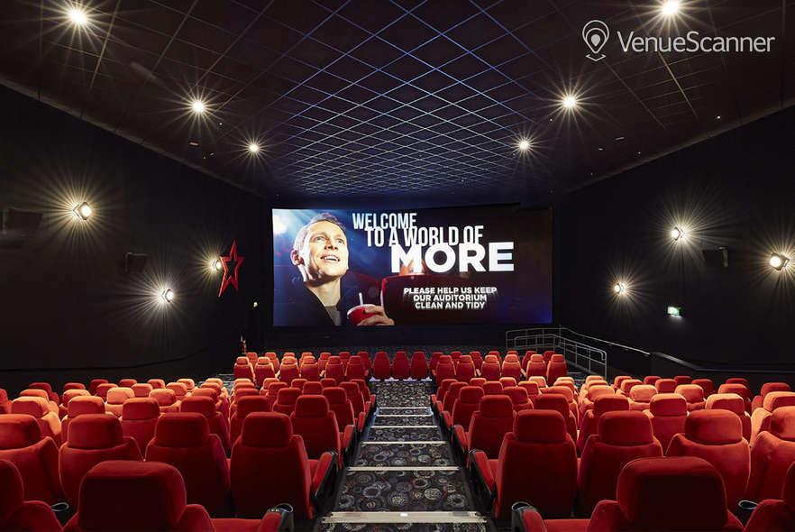 Hire Cineworld Birmingham Broad Street 1