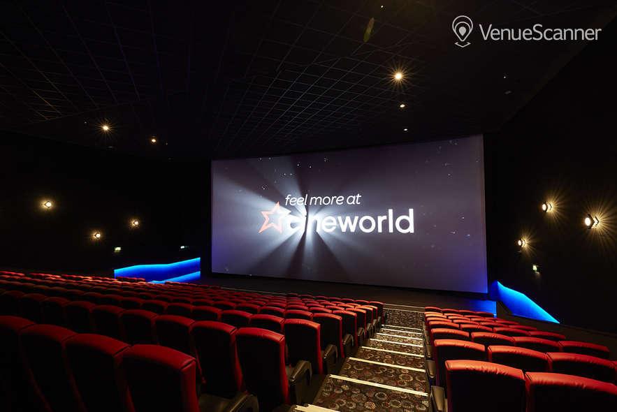 Hire Cineworld Birmingham Broad Street 7