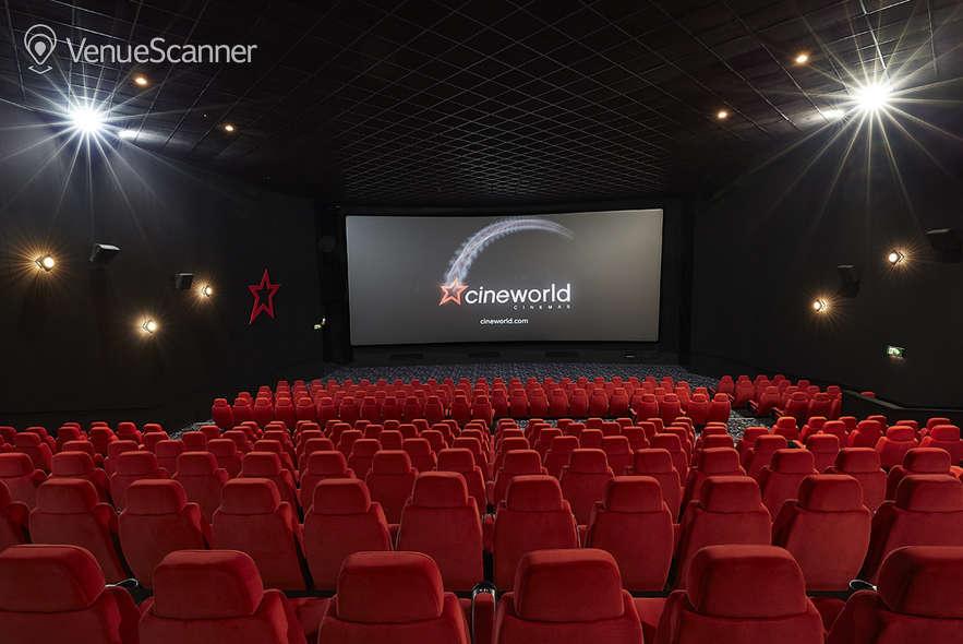 Hire Cineworld Birmingham Broad Street 16